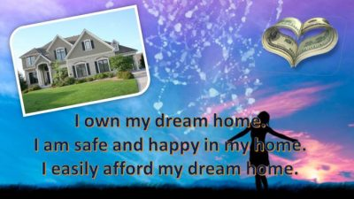 Affirmations To Attract A New House