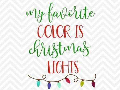 Instagram Captions For Christmas Lights