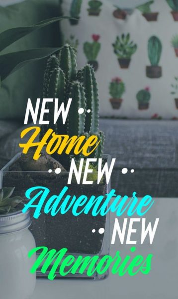 My New Home Quotes