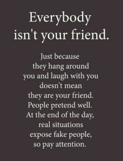 Friendship Over Quotes