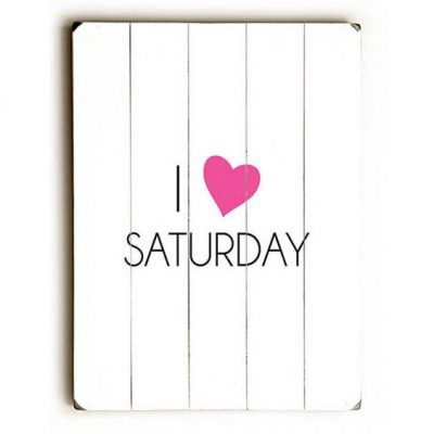 I Love Saturday