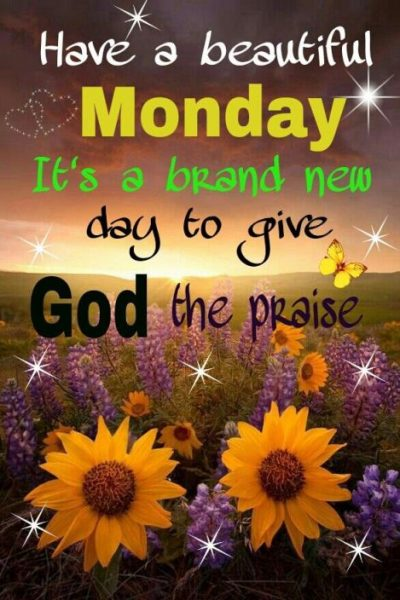 Monday Blessing Quotes