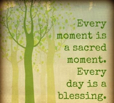 Quotes About Everyday Blessings