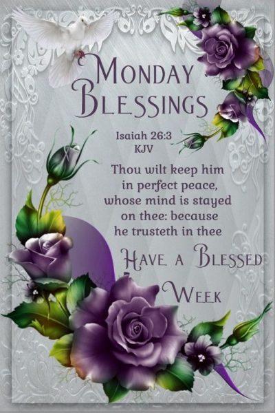 Religious Monday Imgs