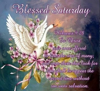 Saturday Divine Sayings