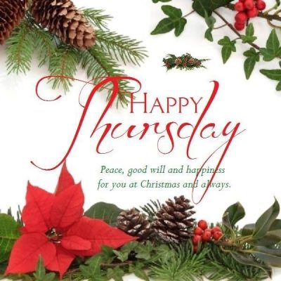 Thursday Quotes For Christmas