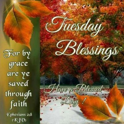 Tuesday Blessings For Facebook