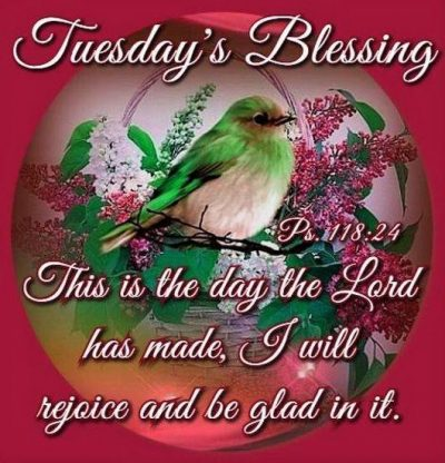 Tuesday Blessings Images