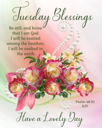 Tuesday Blessings Quotes