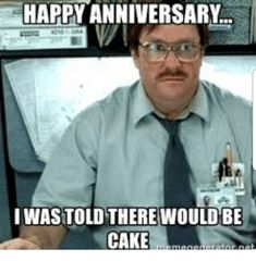 Funniest Anniversary Memes