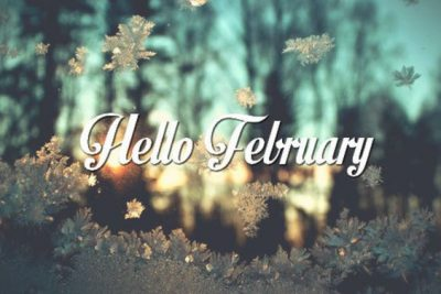 Hello February Images Free HD