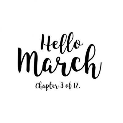 Hello March 2020 Pictures