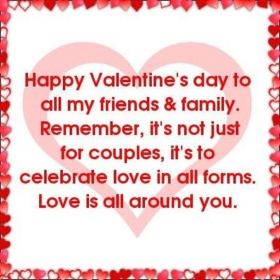 Valentines Day Wishes For Friends