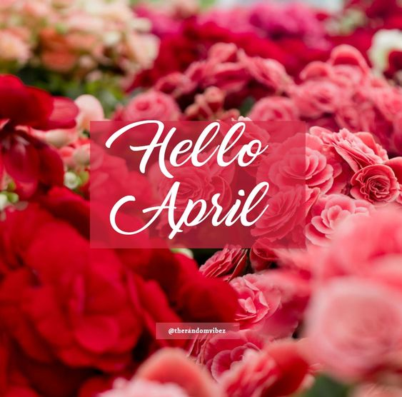 50 Hello April Images Pictures Quotes And Pics 2020