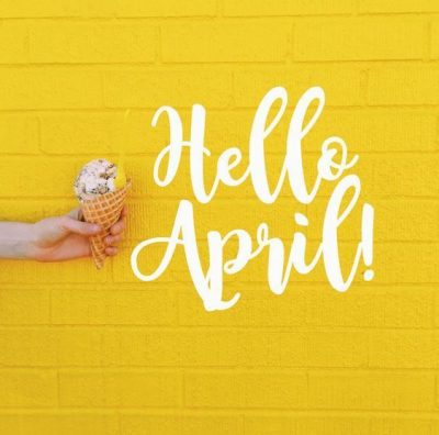 Hello April 2020 Pictures