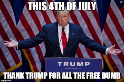 Memes About 4th Of July