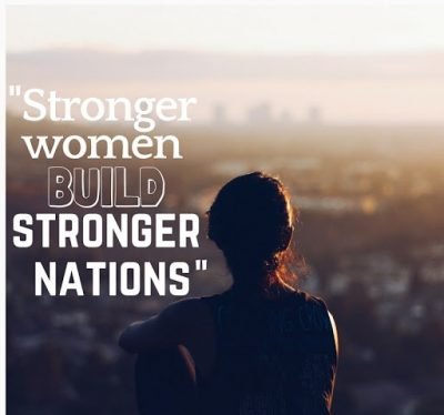 Strong Women Picture Quotes