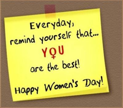 Women's Day Greetings Quote