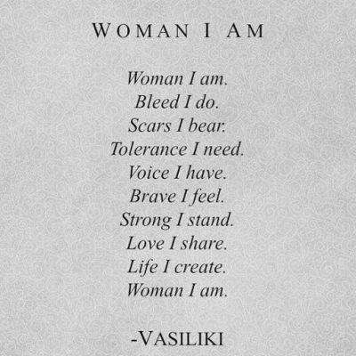 Women's Day Poems