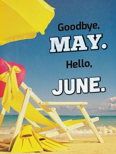 Goodbye May