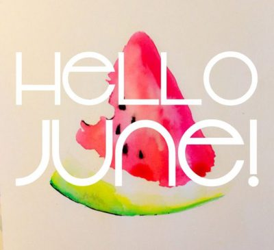 Hello June Summer Photos