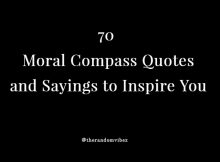 Moral Compass Quotes