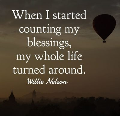 Quotes about Blessing in Life