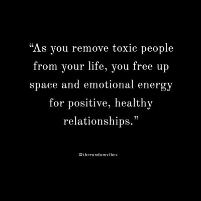 Toxic People Picture Quotes