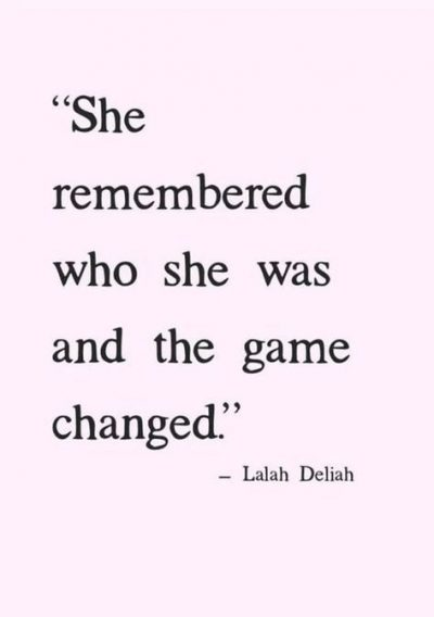 Fierce Determined Woman Quotes