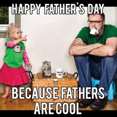 Funny Happy Fathers Day Meme