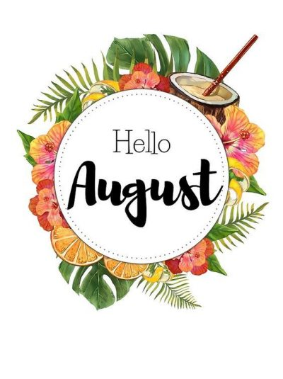 Hello August Wreath Imgs