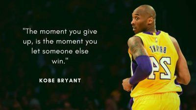 Best Kobe Bryant Quotes