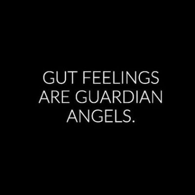 Gut Feeling Quotes