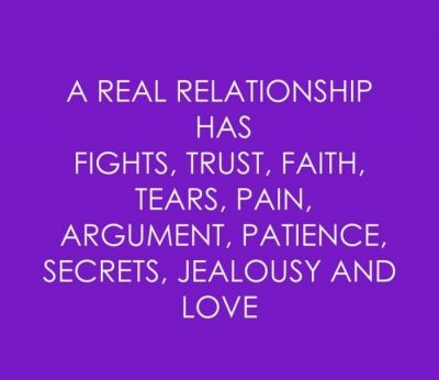 Quotes on Relationship Arguments