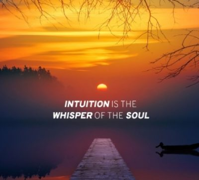 Short Intuition Quote