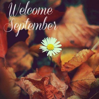Welcome September Images