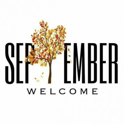 Welcome September Picture For Facebook