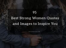 Best Strong Women Quotes
