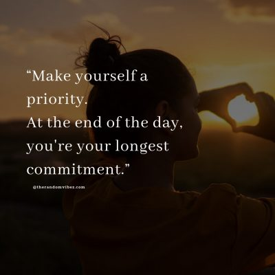 Complicated Relationship priority Quotes