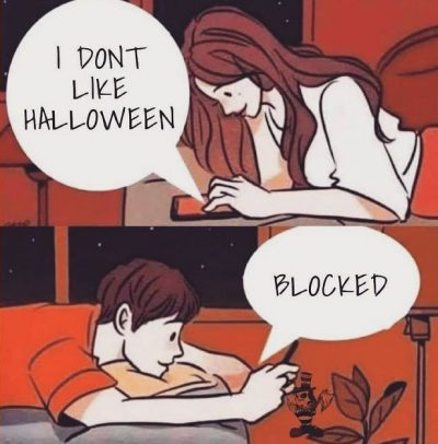 Halloween Meme For Gf And Bf