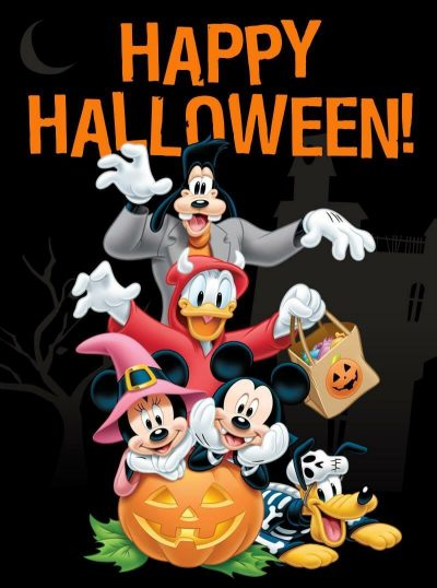 Happy Halloween Disney Quotes Images