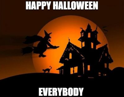 Happy Halloween Meme For Family