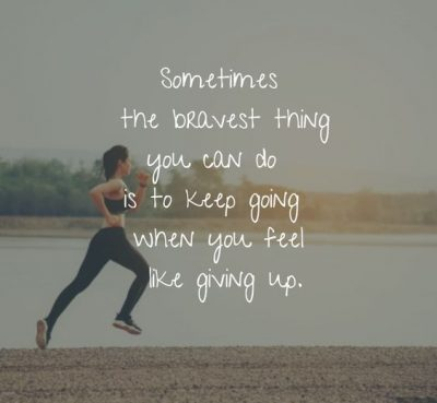 Keep Going Sayings