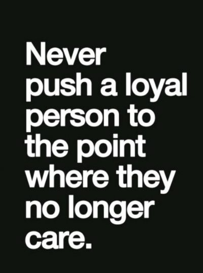 Loyalty in Relationships Quotes For Couples