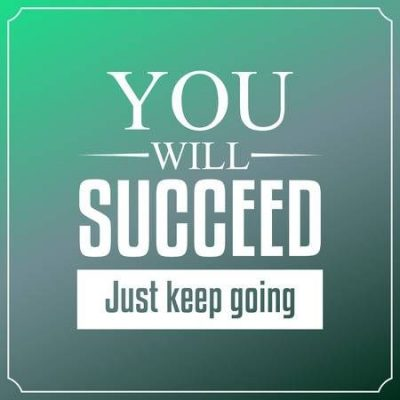 Motivational Keep Going Quotes