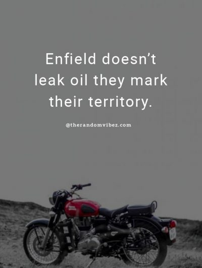 Royal Enfield Captions for Facebook