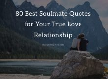 Best Soulmate Quotes and Images