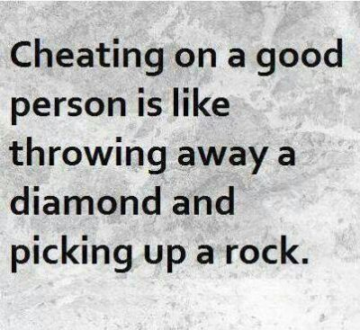 Cheating Quotes For Him