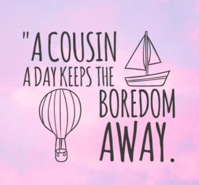 Cousin Love Quotes