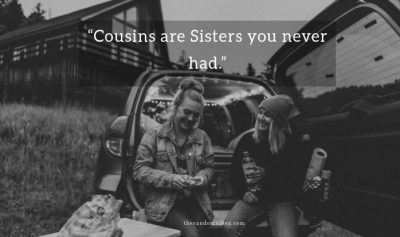 Cousin Sister Quotes